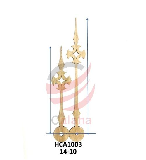 عقربه ساعت چوبی HCA1003
