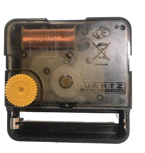 موتور ساعت دیواری پایه بلند مارشال