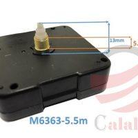 www.calaha.ir  2 200x200 - موتور آرام گرد ساعت مدل M6363